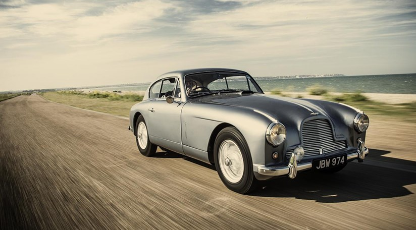 Aston Martin DB At Auction Bond Classic For Sale CAR Magazine - Classic aston martin