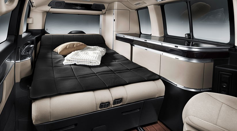 Mercedes Marco Polo 2014 First Pics Of Mercs Camper Van