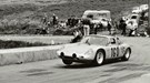 The namesake: Porsche 718 in action at the 1963 Targa Florio, driven here by Joakim Bonnier