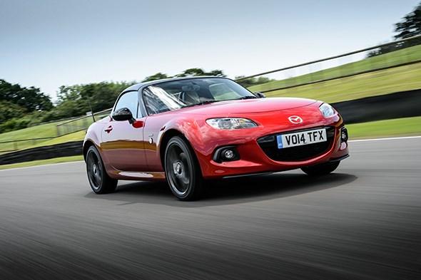 The 25th anniversary Mazda MX-5