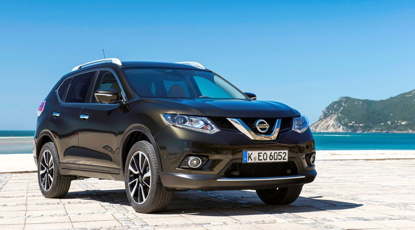 nissan x trail dci 130 tekna 4wd 2014 review car magazine. Black Bedroom Furniture Sets. Home Design Ideas