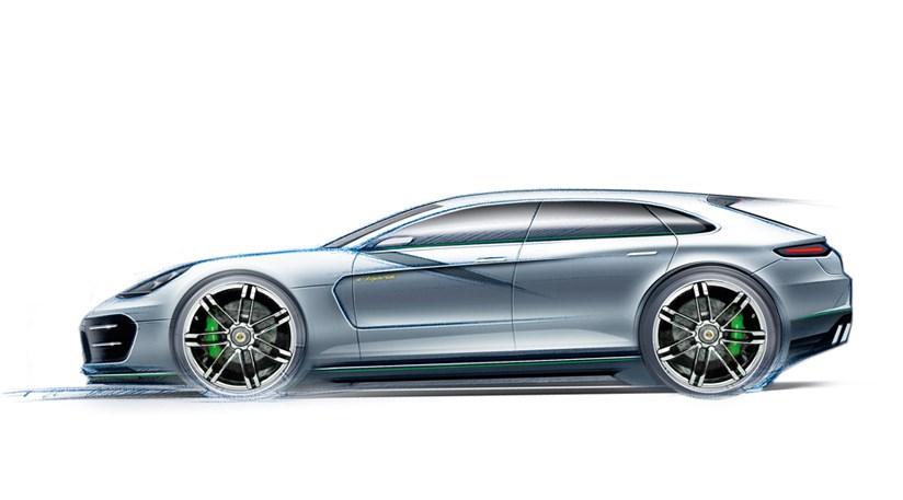 Porsche Pajun 2019 >> Porsche Pajun saloon delayed until 'at least 2019' | CAR Magazine