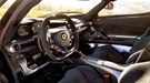 The cockpit of the LaFerrari. Soon to be much brighter and airier with 2015 LaFerrari Spider