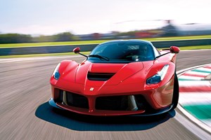LaFerrari photographed for CAR magazine at Fiorano by Greg Pajo. Bellissimo!