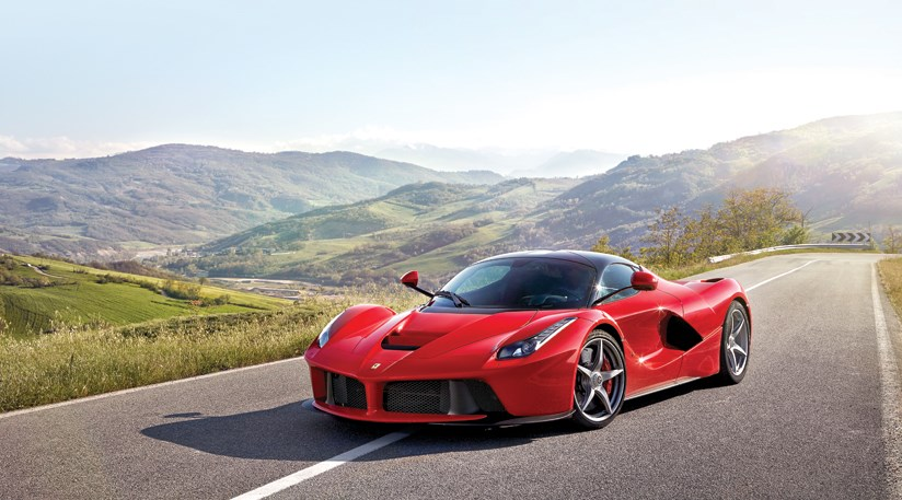 Ferrari Preparing Fxx Racer And Laferrari Spider For 2015
