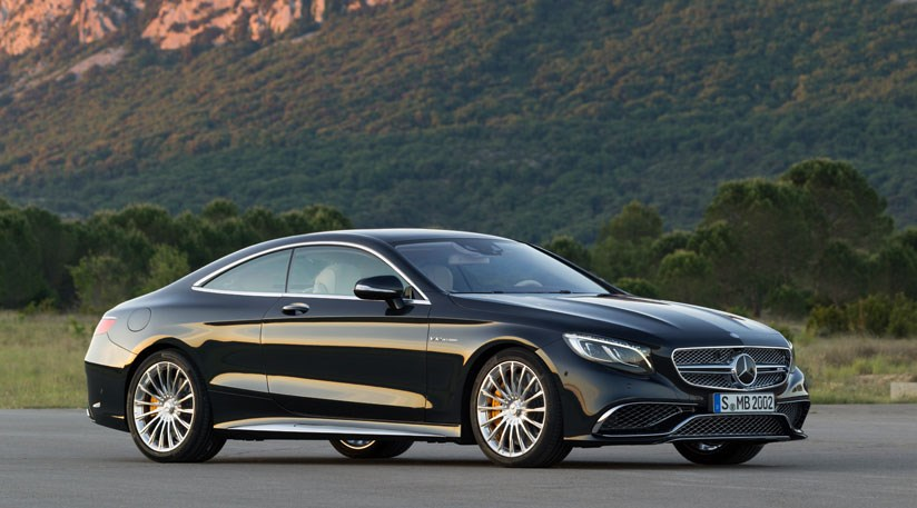 Mercedes s65 amg coupe 2014 the 621bhp mega merc car for 2014 mercedes benz s65 amg coupe
