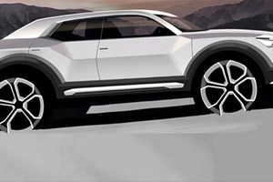 Audi Q1: the new baby SUV coming in 2016