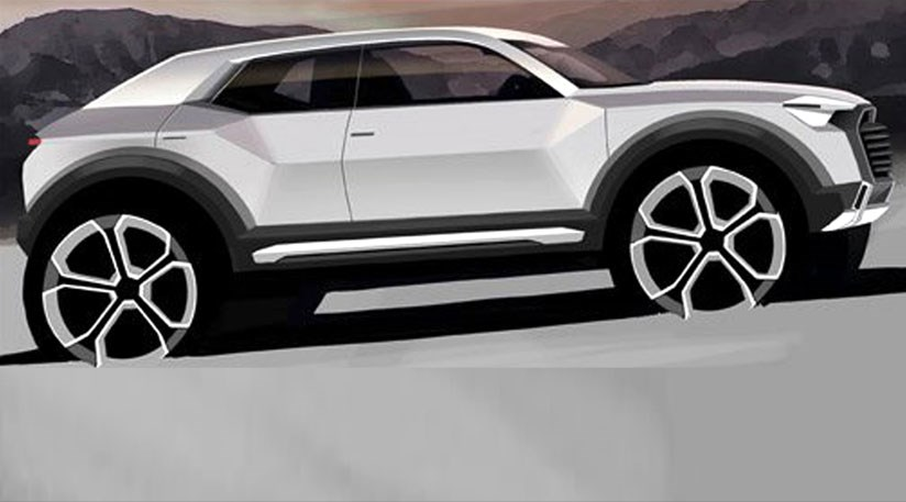 Audi Range Proliferation Soars To Models By Led By Q By - Audi suv cars