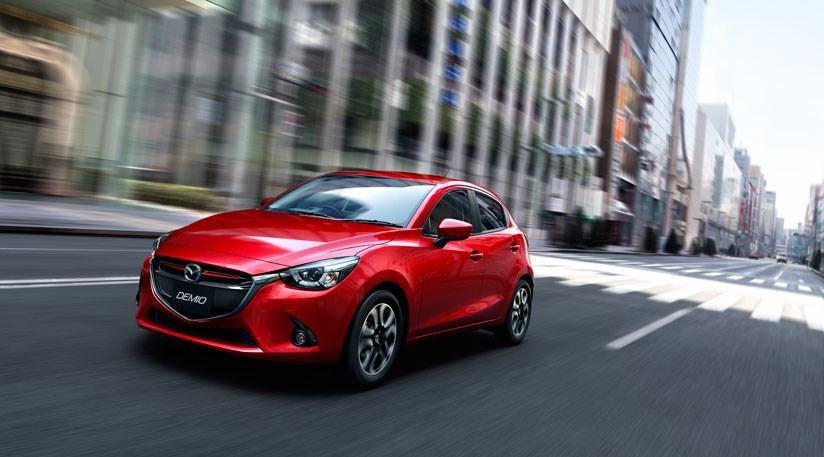 Mazda 2 (2015): first pictures of Mazda's mini   CAR Magazine