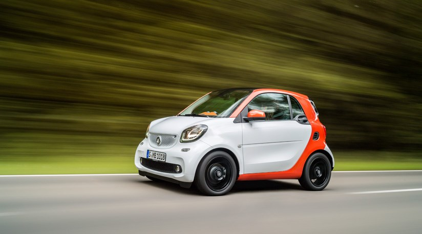 Smart Fortwo 2017 It S The Mk3