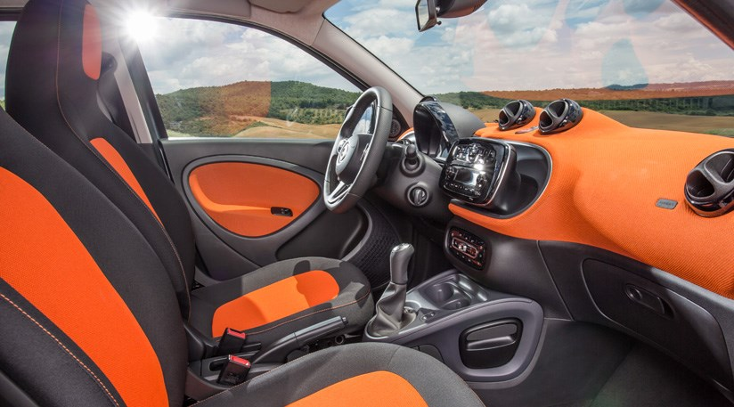 Smart Forfour (2015): first official photos | CAR Magazine