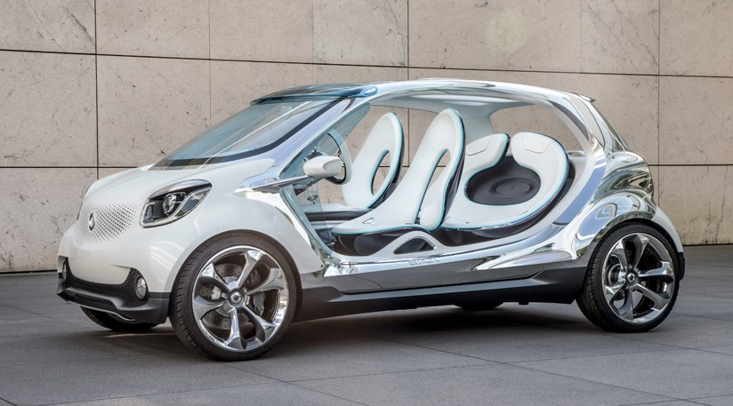 Smart The Best Concepts And Special Editions Car Magazine