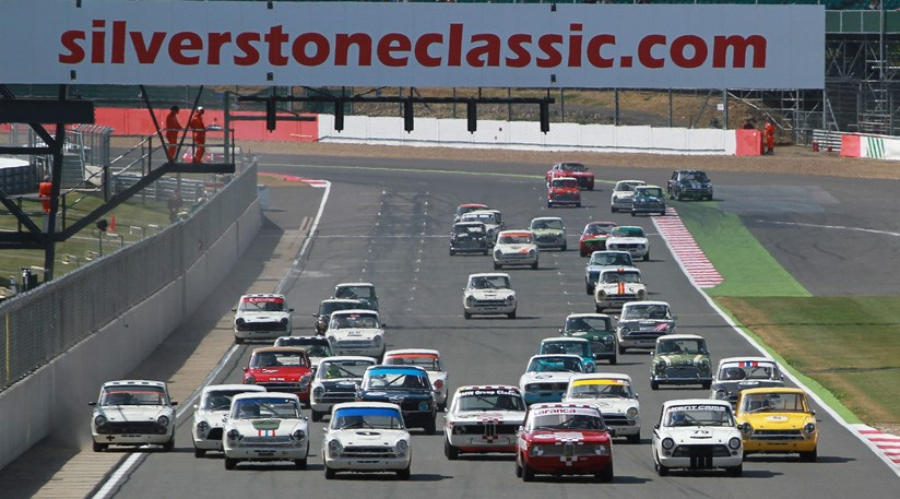 Silverstone Classic Preview By Car Magazine