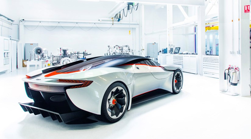 Seven Things We Learned About The Aston Martin DP Concept Car - Aston martin concept
