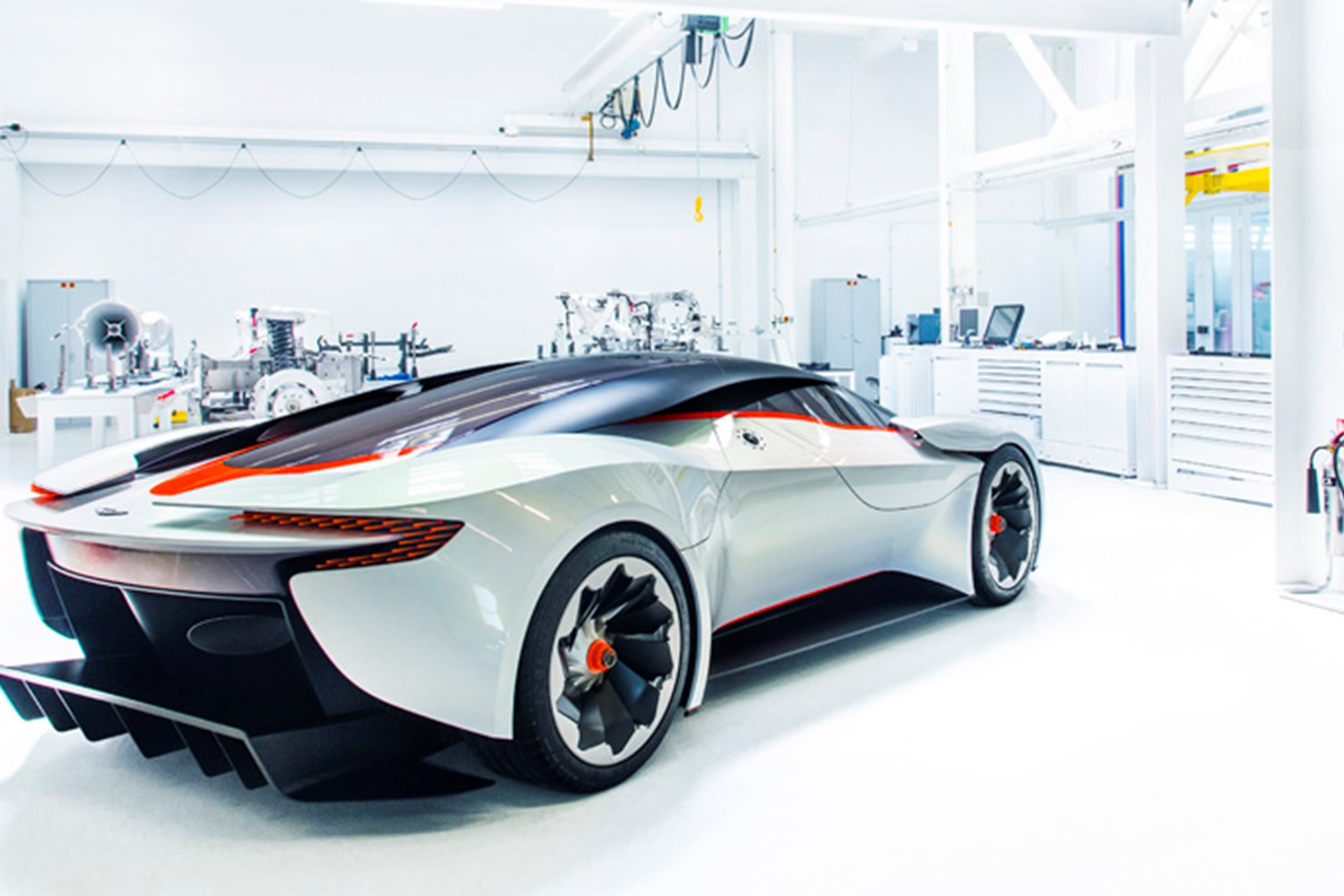 Seven Things We Learned About The Aston Martin DP 100 Concept Car | CAR  Magazine