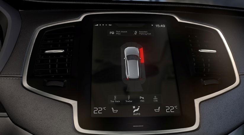 Volvo Reveals Safety Kit On 2015 Xc90 Suv Car Magazine