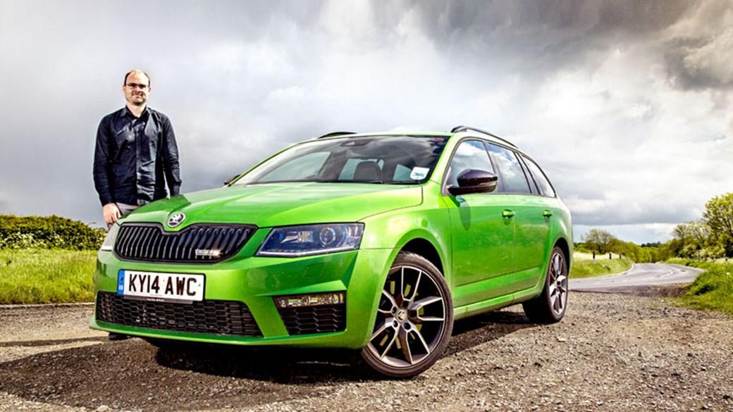 skoda octavia vrs estate diesel (2014) long-term test review | car