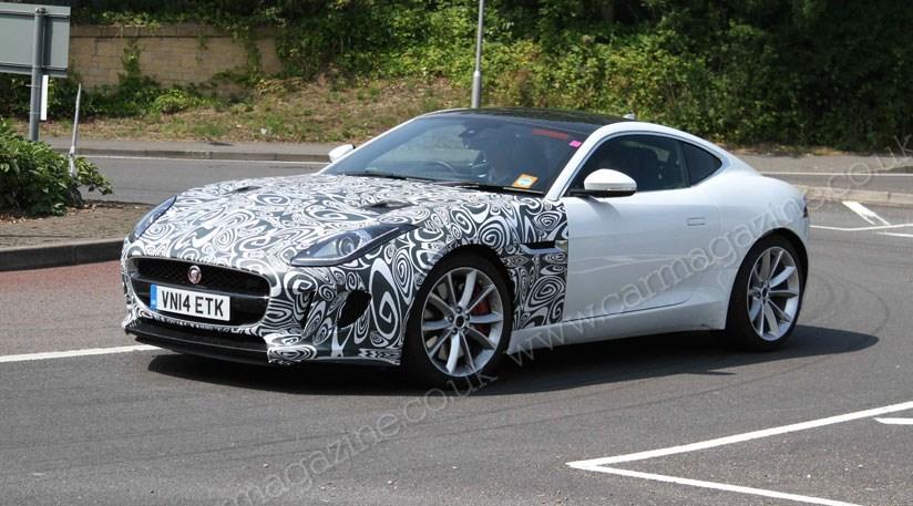 2012 - [Jaguar] F-Type - Page 14 Ftype4wd4