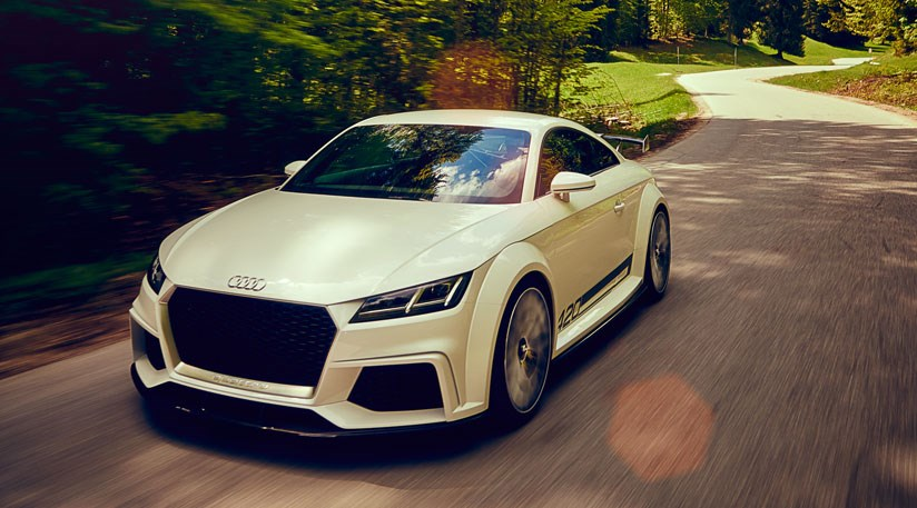 Audi Tt 420 Quattro Sport Concept Car 2014 Review Car Magazine