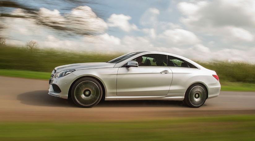 Mercedes E Class 2015 Gets New Nine Speed Transmission Car Magazine