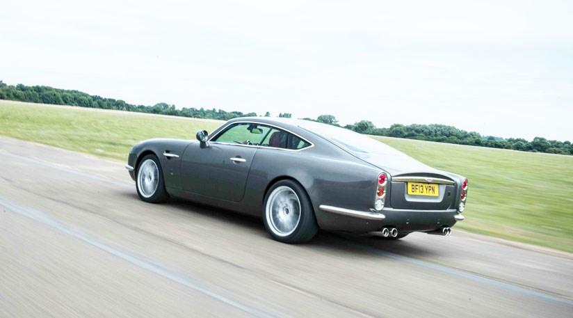 David Brown Speedback GT (2014) review by CAR Magazine