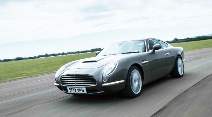 David Brown Speedback GT (2014) review | CAR Magazine