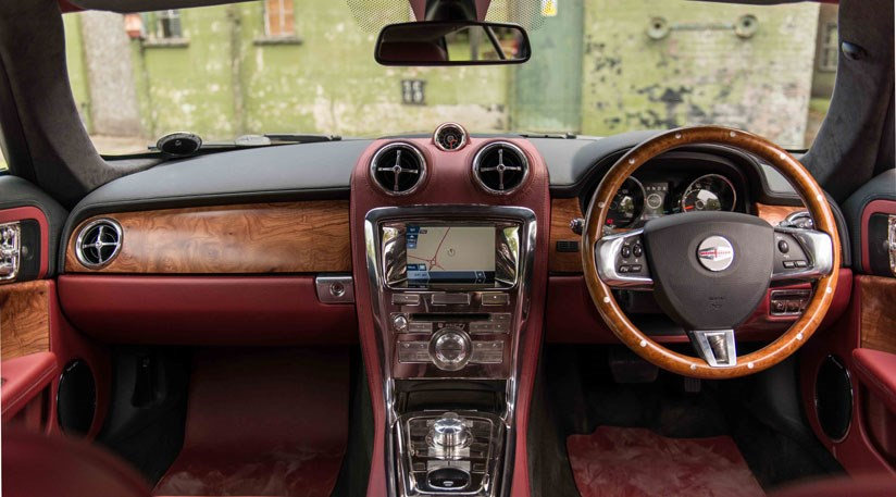 David Brown Speedback Gt 2014 Review By Car Magazine