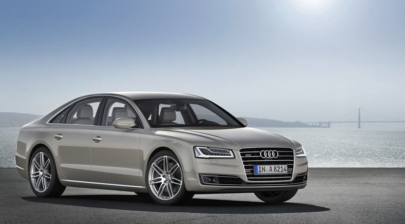 audi a8 2017 everything you need to know about the limo codenamed d5 by car magazine. Black Bedroom Furniture Sets. Home Design Ideas