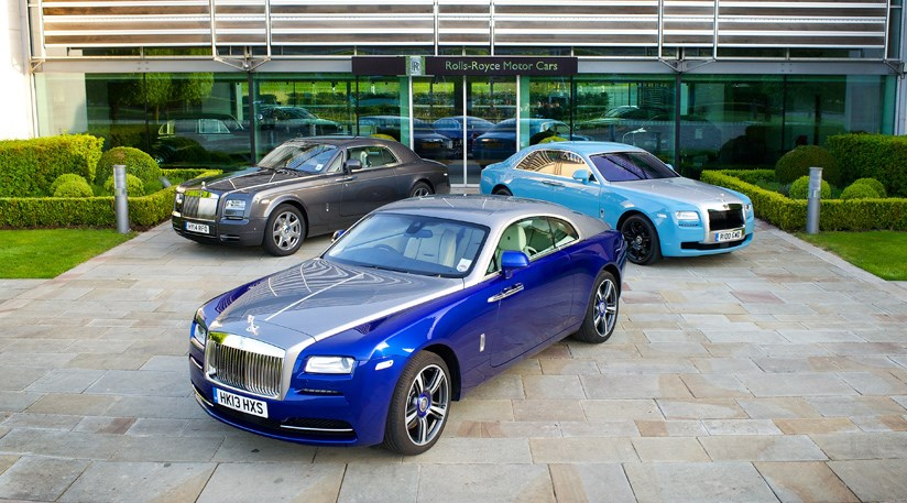 rolls royce confirms new convertible a wraith cabrio by car magazine. Black Bedroom Furniture Sets. Home Design Ideas