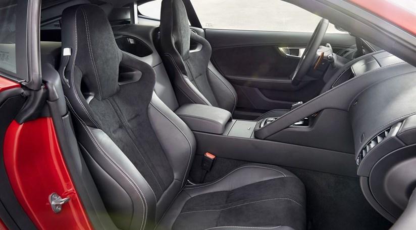 Jaguar F-type Coupe V6 S (2014) review | CAR Magazine