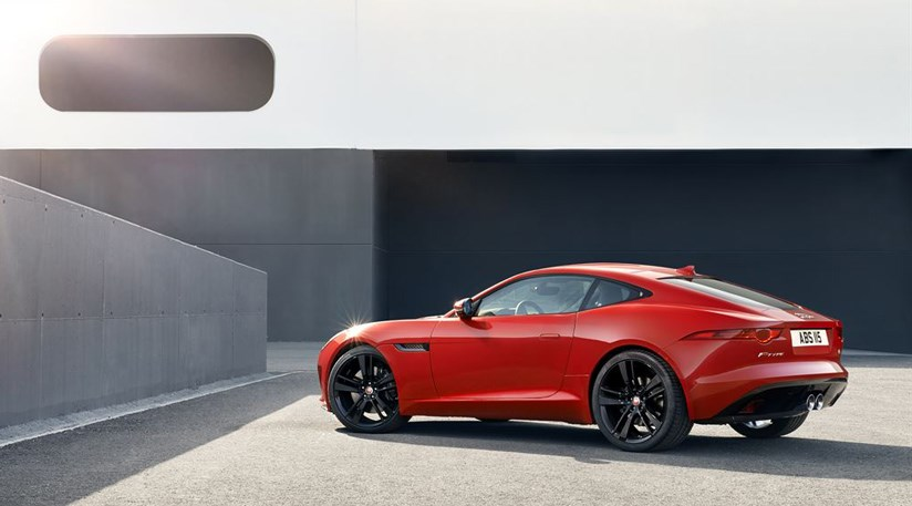 F Type Coupe >> Jaguar F Type Coupe V6 S 2014 Review By Car Magazine