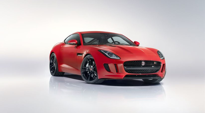 jaguar f type coupe v6 s 2014 review car magazine. Black Bedroom Furniture Sets. Home Design Ideas