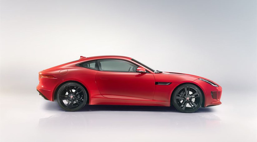 Amazing ... Jaguar F Type Coupe V6 S (2014) Review ...