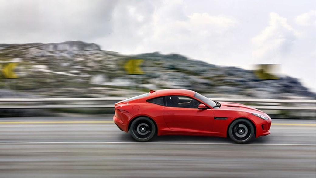Captivating Jaguar F Type Coupe V6 S (2014) Review