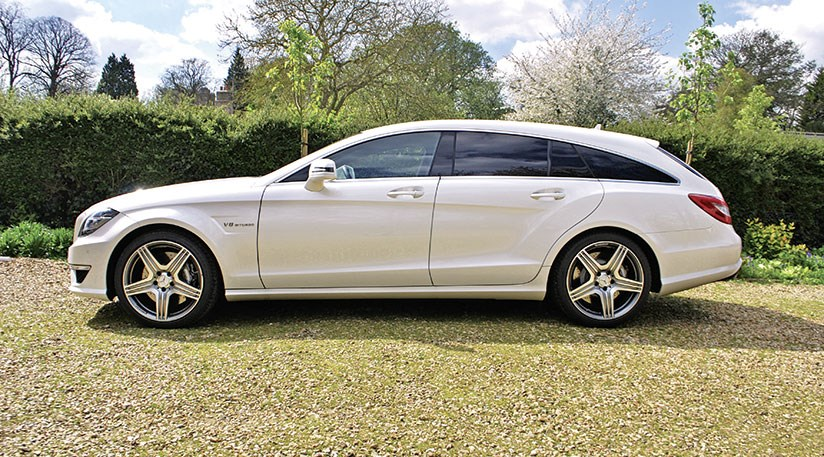 Mercedes CLS Shooting Brake 2015 longterm test review by CAR