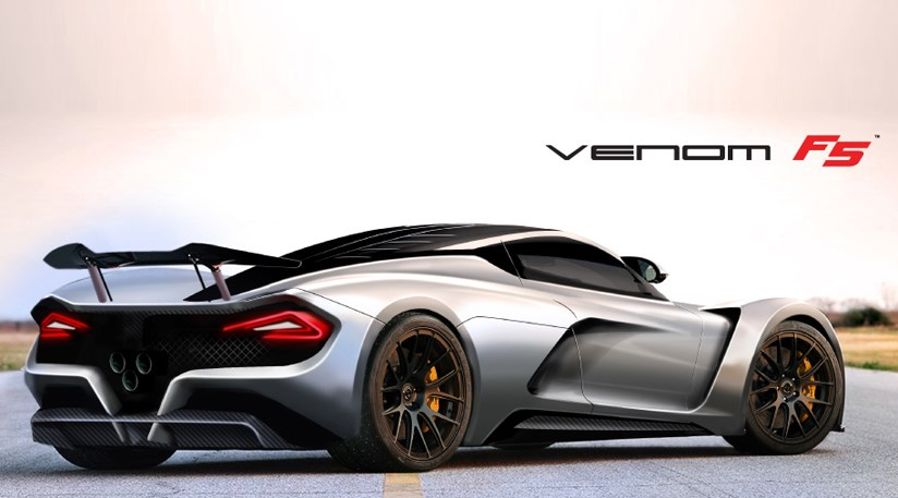 Hennessey Venom F5 2016 Is This Really A 290mph Supercar By