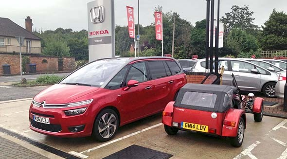 Citroen C4 Grand Picasso 2015 Long Term Test Review By