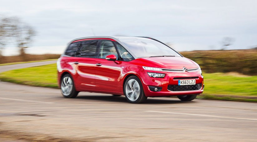 citroen c4 grand picasso 2015 long term test review by car magazine. Black Bedroom Furniture Sets. Home Design Ideas