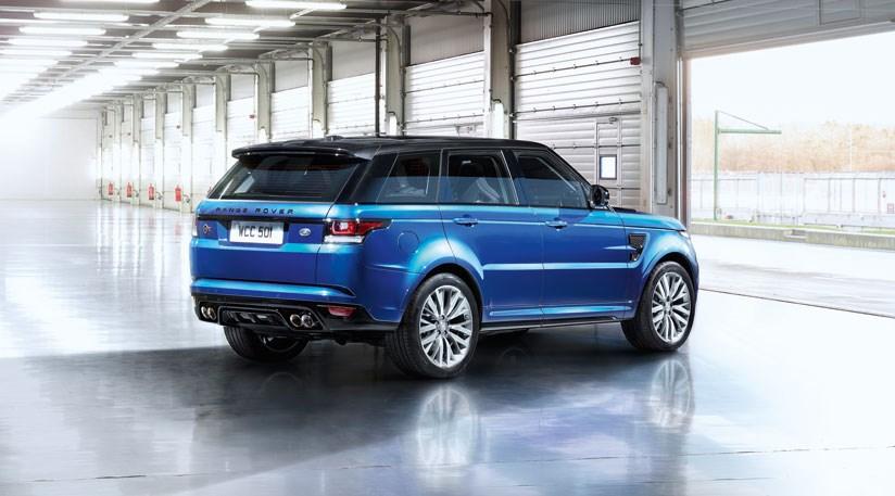 Range Rover Sport SVR (2014) unveiled: the world's fastest SUV ...