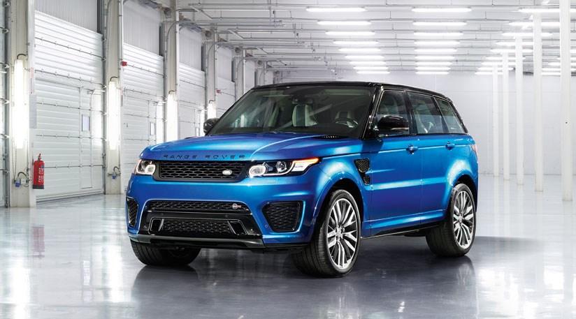 Range Rover Sport Svr 2014 Unveiled The World S Fastest
