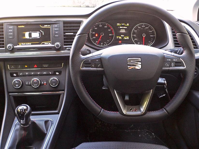 seat ibiza 2015 dashboard