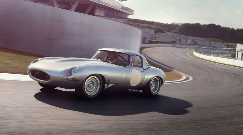 jaguar lightweight e-type – the 1960s icon reimagined for 2014 | car
