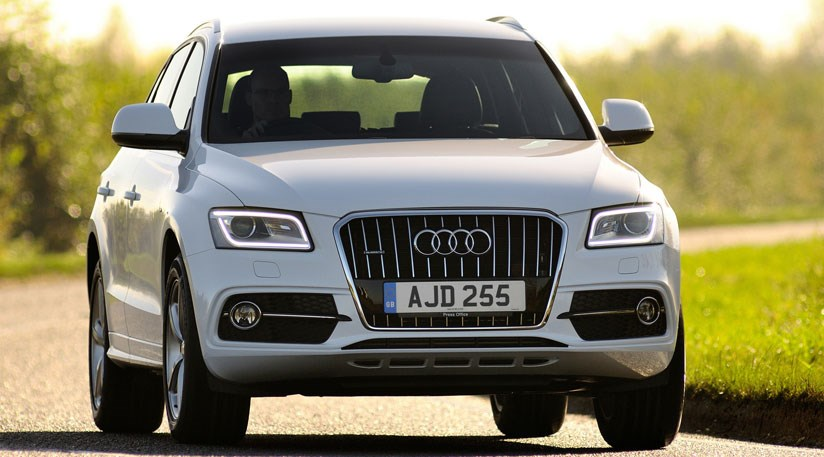 Audi Q5 2016 The Mk2 Crossover Goes X3 Baiting By Car