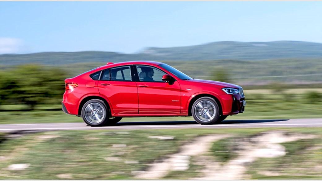 BMW X XDrive I Review By CAR Magazine - 2014 bmw x3 35i