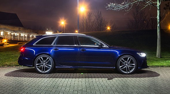 Audi RS6: a long-term test review by CAR magazine