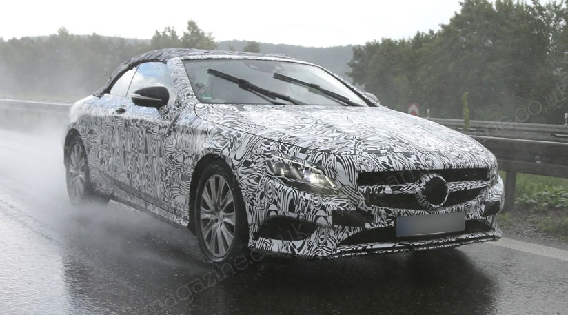 Mercedes S Class Cabriolet 2015 The Limo Loses Its Lid Car Magazine