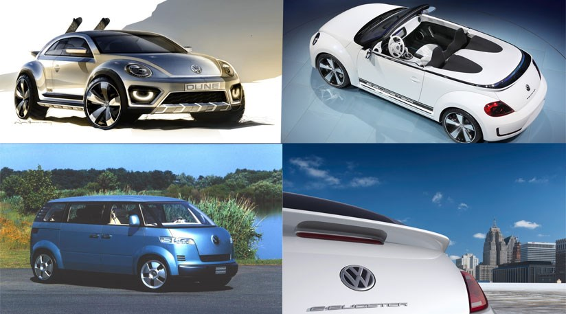 Beetlemania Why Vw Is Considering Four New Beetle Bodystyles By Car Magazine