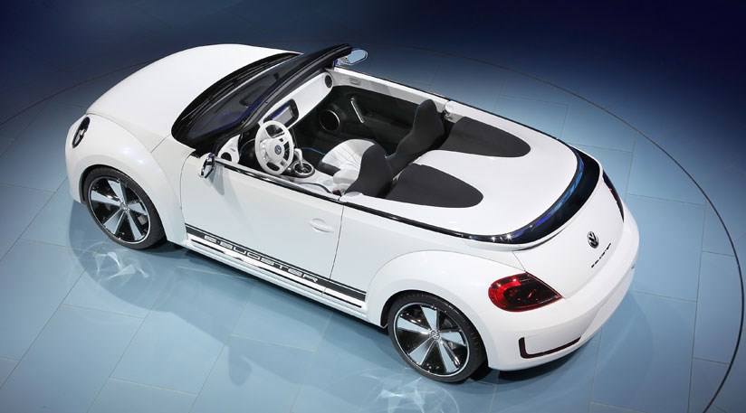 Volkswagen has shown various concepts for more sporting Beetles