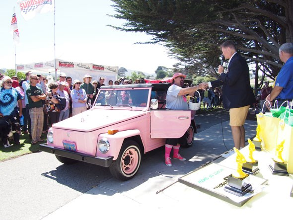 The VW Thing at Monterey Car Week