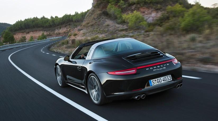 Porsche 911 Targa 4S (2014) review | CAR Magazine
